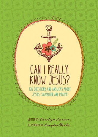 Image result for can i really know jesus